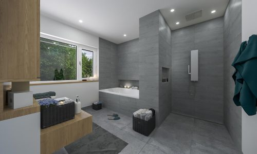 18019 - PWTM - Wohnanlage Massing - Bathroom - Grey-3D-Architectural-Rendering-Jacks-Pixels